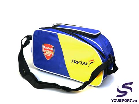 Túi đựng giày 2 ngăn iWin Arsenal