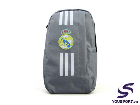 Túi Đeo Chéo Real Madrid Xanh