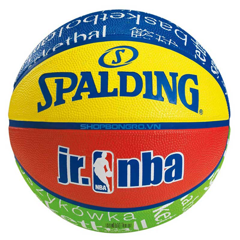 Quả Spalding JR.NBA Outdoor S5