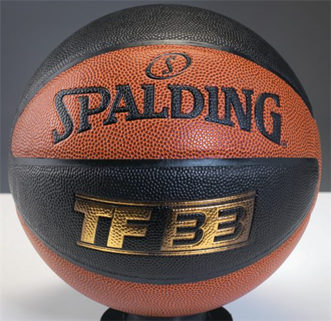 Quả Spalding Gold 10 Panel TF33 S7